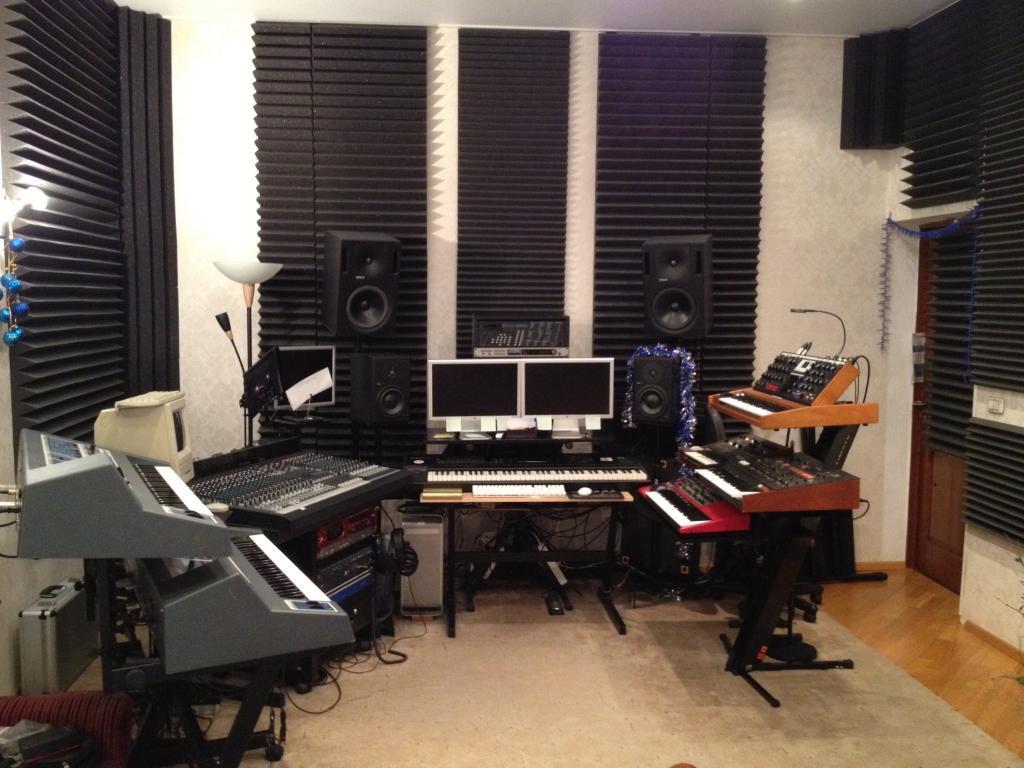 Kenworks Ventures Company Limited Music Studio Sound