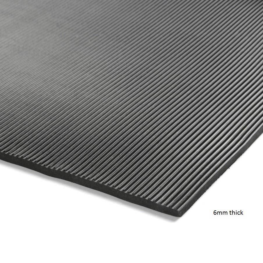 High Voltage Insulating Rubber Mat Electromat In